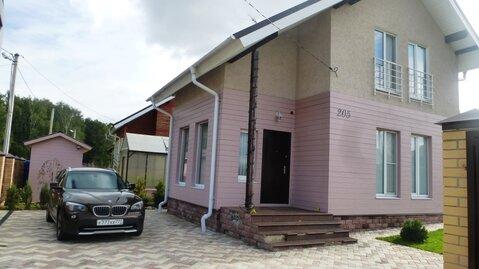 Дом 100 м2 на участке 6 соток в кп Изумрудные холмы, с. Проскурниково - Фото 2