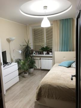 Продается 2-х комнатная квартира с ремонтом в 7 мин. от метро - Фото 2