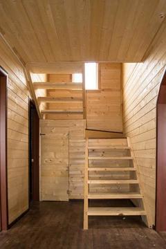 Жилой дом с четырьмя спальными комнатами в д. Финеево - Фото 5