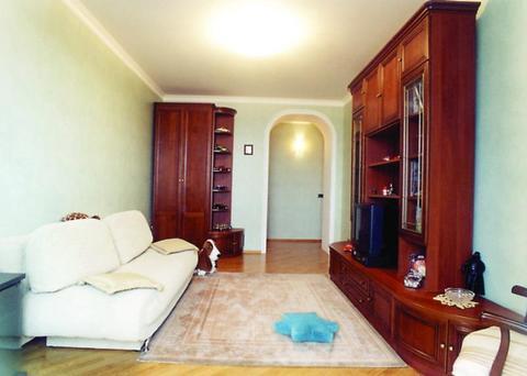 Сдаю 1-комнатную квартиру 30 кв.м с мебелью г.Троицк Сиреневый бульвар - Фото 2
