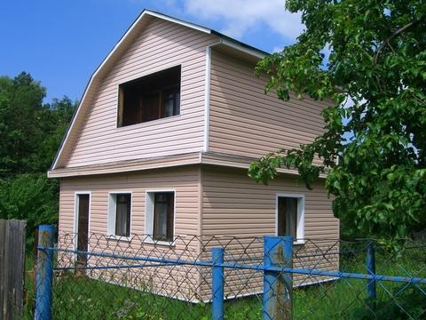 Дача в Ступино, район деревне Сайгатово. - Фото 1