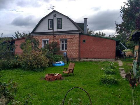 Продается дом в Кубинке - Фото 1