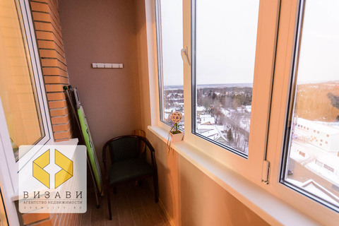 Квартира 27 кв.м. Звенигород, Нахабинское ш, д.1к1, ЖК Лермонтовский - Фото 3