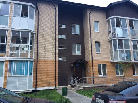 Однокомнатная квартира Люберецкий р-н д.Мотяково - Фото 1