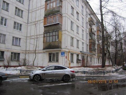 2-х комнатная кв-ра рядом с Зюзинским парком и прудом - Фото 1