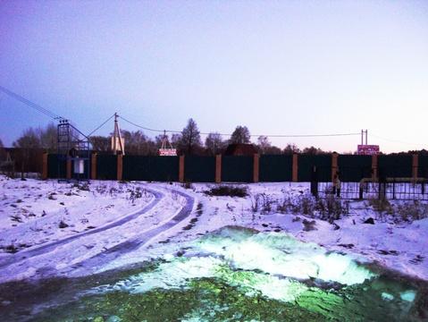 Уучасток 20 сот. в ДНП «Семеновское», с. Семеновское, Ступинского р-на - Фото 5