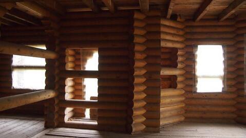 Деревянный дом 300 кв.м под отделку д.Мышецкое у озера - Фото 3
