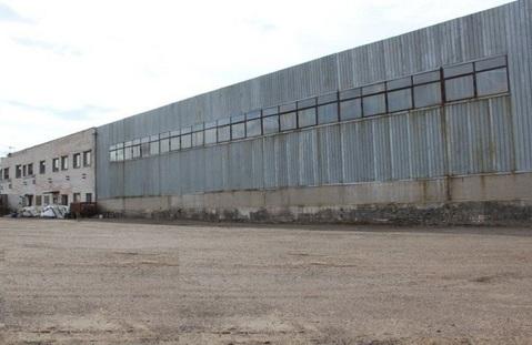 Продаю промышленную площадку 5700 кв.м на 3 га. - Фото 1