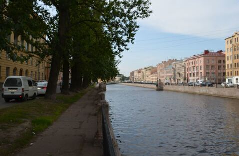 Продажа 3-х к.квартиры на набережной канала Грибоедова 160 - Фото 1