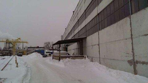 Сдаётся складское помещение по ул. Внуковская