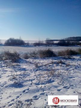 Участок 15,8 соток у реки в Рыжово, 35км по Калужскому шоссе - Фото 2