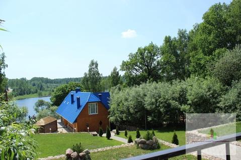 Шикарная база отдыха - 1 га на берегу озера - Фото 4