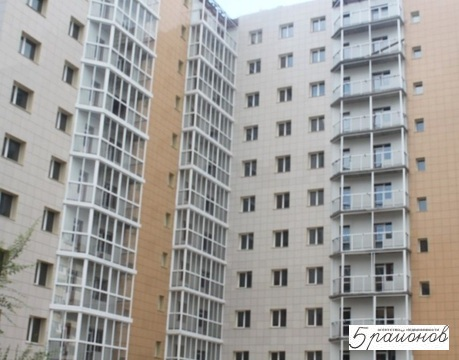 Квартира на фпк 100 кв.м. - Фото 1