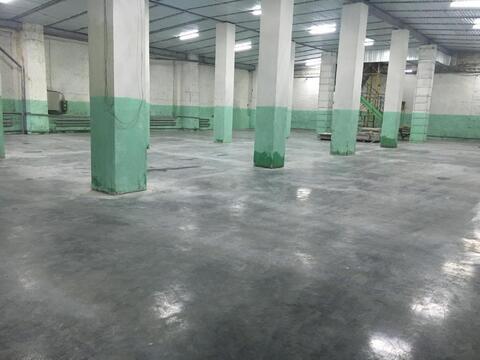 Производственно складское помещение 1040 кв.м. - Фото 1