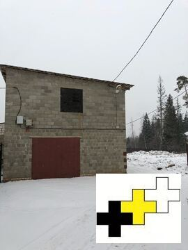 Сдаю 2-х этажный гараж в Поварово - Фото 2