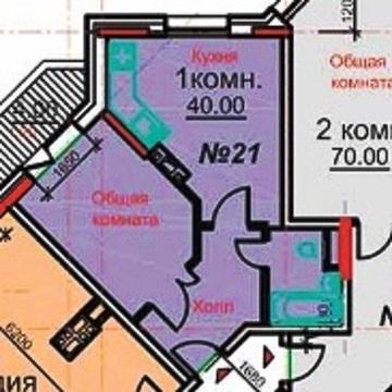 Продается 1к.кв. в г.Подольске ЖК Европа - Фото 1