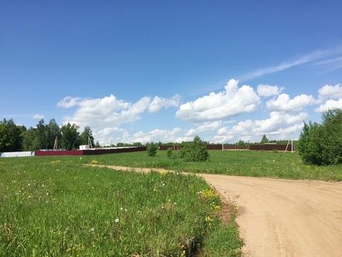 15 сот. с панорамным видом, д. Сазонки, 45км от МКАД по Дмитровскому ш - Фото 4