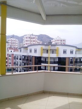 Анталия Лиман Двухуровневая квартира 1и 2 этажи , бассейн , паркинг - Фото 2