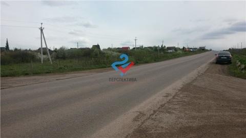 Участок между Федоровкой и Базилевкой, Калининского р-на. - Фото 4