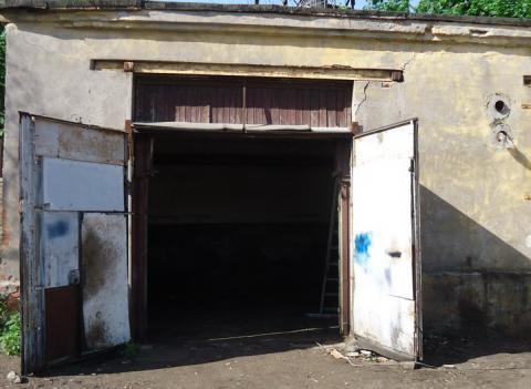 Склад, бокс 40 м2, Киевская ул. - Фото 2