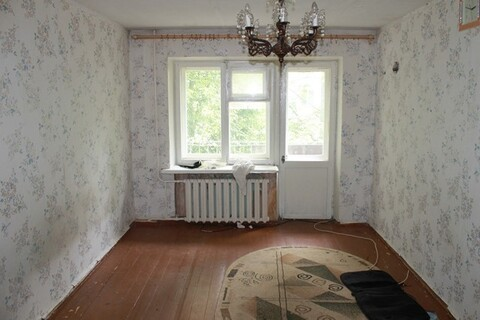 Продаю однокомнатную квартиру в г. Кимры, ул. Коммунистическая, д. 22 - Фото 5