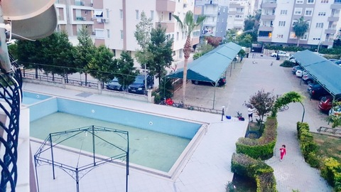 Анталия. Лара.160 м2 4 комнаты с мебелью , бассейн , паркинг - Фото 2