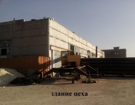 Продаётся промбаза в Крымске 4800 кв.м. участок 3,6 га, р-н Курганной - Фото 3