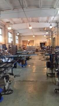 Производственный комплекс 1414 кв.м - Фото 3