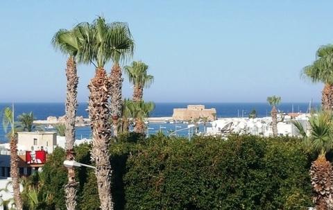 Роскошный трехкомнатный Пентхаус на набережной порта Пафоса - Фото 1