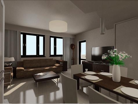 Продам 1-но ком. квартиру 35.4 м2 под ключ в г. Ялта, с видом на море - Фото 1