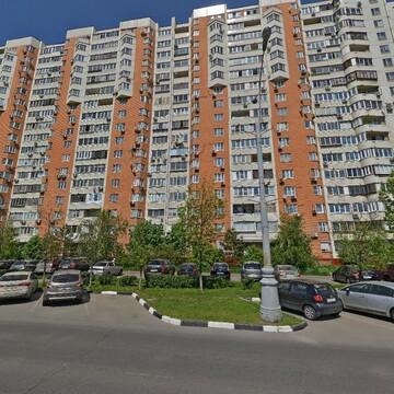 Сдается 4 ком. квартира м. Братиславская ул. Поречная д.31к1