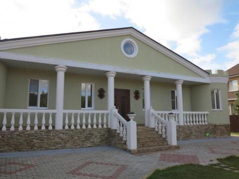 Удивительно красивый дом 250 кв.м, все комм, 15 сот. 36 км. от МКАД. - Фото 1