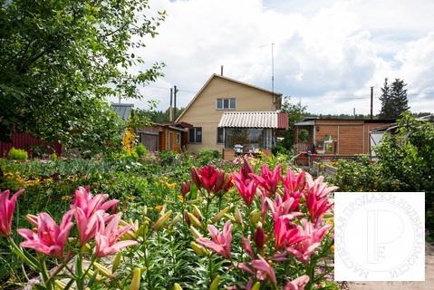 Продам дом 90м2 д. Сухая 17соток - Фото 1