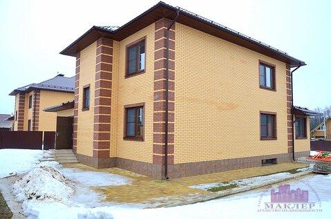 Продается загородный дом 284 кв.м, д.Богачево, Одинцовский район - Фото 2
