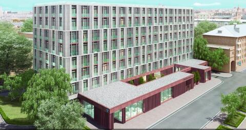 3-х комн. апартаменты 119 кв.м. в доме премиум-класса в ЦАО г. Москвы - Фото 1
