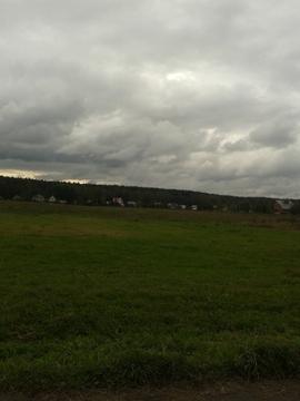 Продаю земельный участок площадью 10 соток , д.Безобразова. - Фото 1