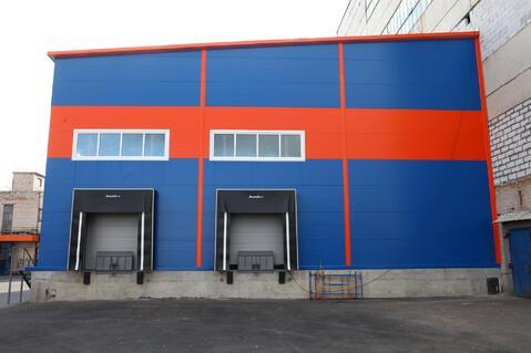 Производственно-складское помещение в Колпино - Фото 1