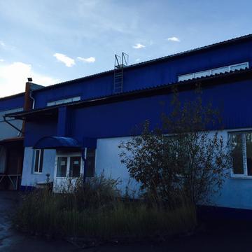Крекшино Склад - Производство 1480 кв.м 0.8 Га - Фото 1