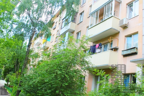 Двухкомнатная квартира у метро - Фото 1