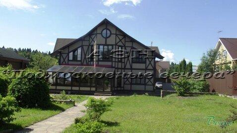 Минское ш. 4 км от МКАД, Немчиновка, Коттедж 335 кв. м - Фото 3