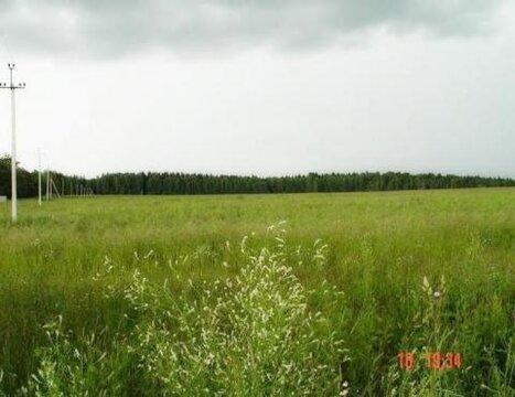 Участок 4,76 Га для малоэтажного строительства в 35 км по Киевскому ш. - Фото 1
