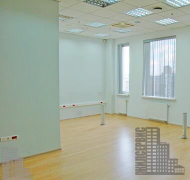 Офис 50м с ремонтом и мебелью в круглосуточном офисном центре у метро - Фото 3