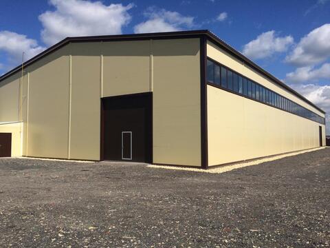Промышленное здание 1440 м2 на участке 1,5 га, под пищевое или др. - Фото 1