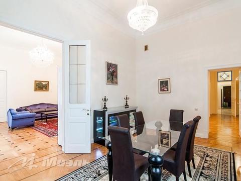 Продажа квартиры, м. Арбатская, Романов пер. - Фото 1