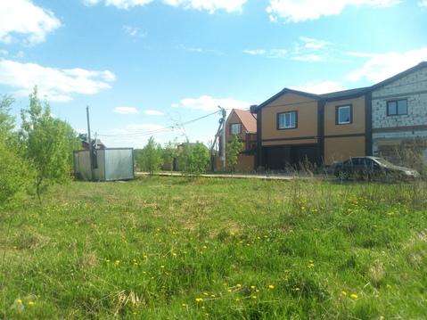 Продается участок 15 соток в селе Вельяминово, 45 км. от МКАД. - Фото 4