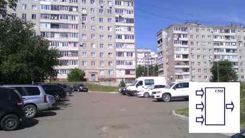 Уфа. Офисное помещение в аренду ул.Рабкоров. Площ. 42 кв.м - Фото 4