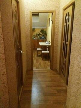 Трехкомнатная квартира с индивидуальным отоплением, новый дом, центр - Фото 4