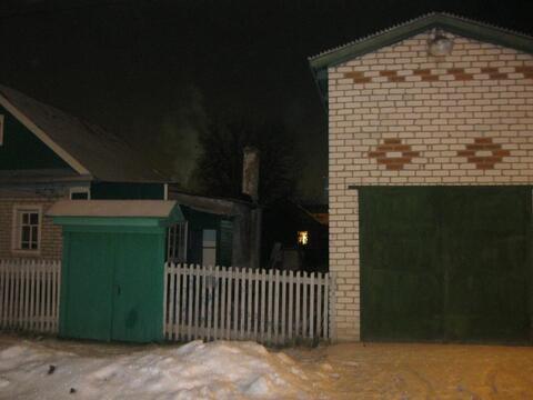 Кленовая 3-я 38 дербышки советский полдома и гараж двухэтажный - Фото 5