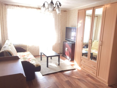Сдается 1 комнатная квартира г. Обнинск ул. Энгельса 20 - Фото 1