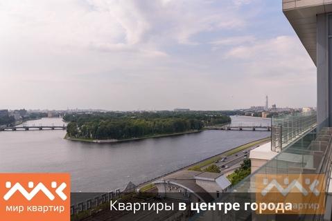 Продажа офиса, м. Черная речка, Ушаковская наб. 3 - Фото 1